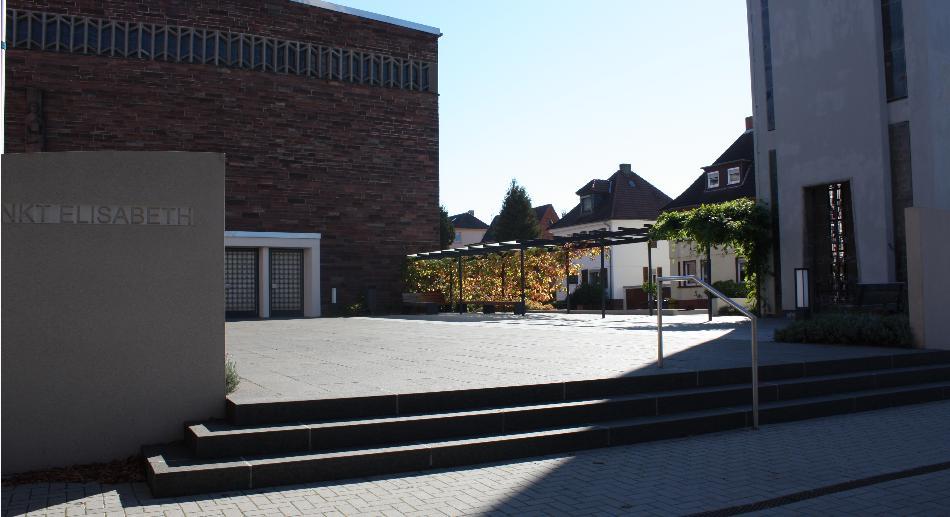 Architekten Hanau kirchplatzgestaltung der kath kirchengemeinde st elisabeth hanau