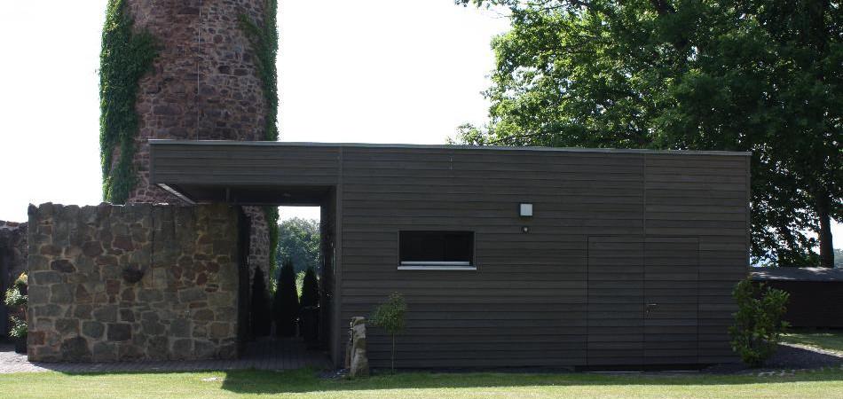Rhönclub, WC Anlagen