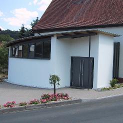 Sakristeianbau, St. Otillia, Döllbach
