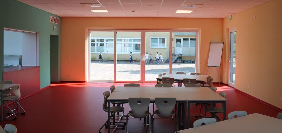 Erweiterung Grundschule Eichenzell