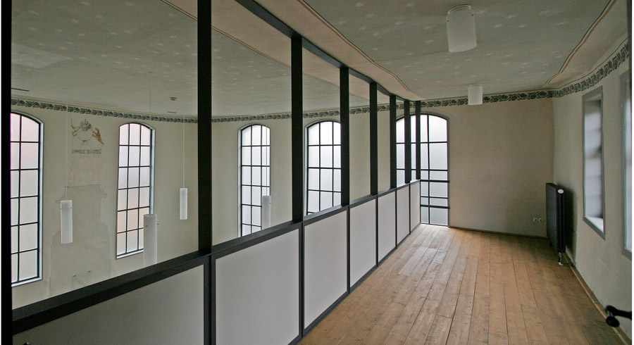 Synagoge Heubach / Innenraum