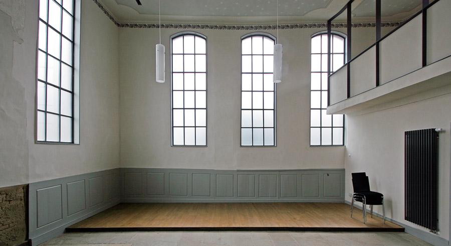 Synagoge Heubach-Kalbach / Innenraum