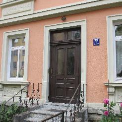 Aussensanierung Stadthaus, Würzburg
