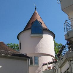 Aussensanierung Gebäudekomplex Baumgärtnerturm, Würzburg